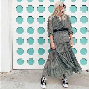 MISA Hadeya Dress Bloggers Fave Maxi